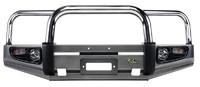 Бампер IRONMAN передний Protector TLC70 07-