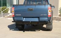Бампер задний TJM Ford Ranger/Mazda BT50