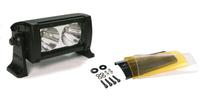 """Фара светодиодная 5"""" дальний свет 2 LED с фильтром"""