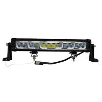 Фара светодиодная водительского света РИФ с ДХО 434 мм 96W