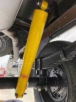Амортизатор РИФ задний Mitsubishi L200 96-05, передний/задний УАЗ Буханка лифт 50 мм