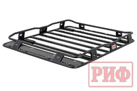 Багажник (корзина без крепежа) РИФ 1200x1400 мм пикапы, Нива (4 опор.)