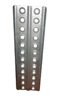 Cенд-трак алюминиевый Металлопродукция 120x40 см