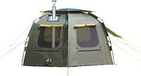 Палатка автомат всесезонная 4 Season Thermal, цвет хаки/желтый