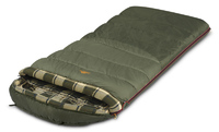 Мешок спальный (одеяло) ALEXIKA CANADA plus, оливковый, правый