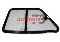 Окно раздвижное (форточка) УАЗ-452 передней двери левое