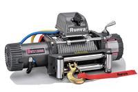 Лебёдка электрическая 24V Runva 12000 lbs 5700 кг (стальной трос)