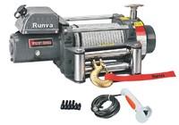Лебёдка электрическая (индустр.) 12V Runva 12000 lbs 5443 кг