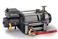 Лебёдка электрическая (индустр.) 12V Runva 15000 lbs 6800 кг