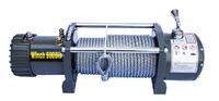Лебёдка электрическая 12V CM9000