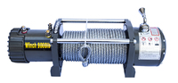 Лебёдка электрическая 12V CM Winch 9000
