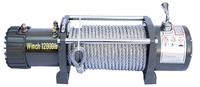 Лебёдка электрическая 12V CM12000