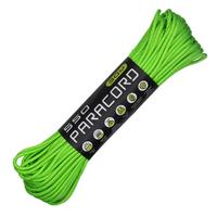 Паракорд 550 CORD nylon 30м (neon green)