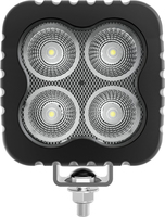 Фара РИФ 127х103х70 мм 80W LED