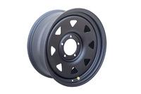 Диск усиленный УАЗ, ГАЗ Соболь, Dodge Ram 1500 стальной черный (матовый) 5x139,7 8xR18 d110 ET+20