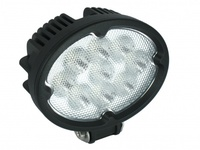 Фара водительского света РИФ 147х152х72 мм 27W LED