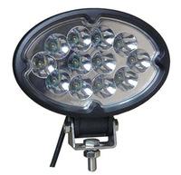 Фара дальнего света РИФ 176х159х76 мм 36W LED