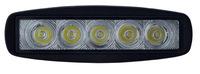 Фара дальнего света РИФ 145х45х78 мм 15W LED