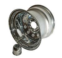 Диск усиленный УАЗ стальной хромированный 5x139,7 10xR15 d110 ET-44