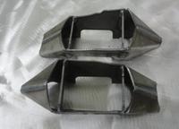 Кронштейн чашки задней балки (под сварку) Lada 4x4 Нива, Chevrolet Niva (все г.в)