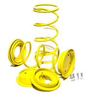 Установочный комплект (Пружины под задние рессоры) +300кг. лифт 2-4 см. для Уаз Патриот/Пикап/Хантер