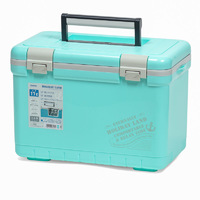 Термобокс SHINWA Holiday Land Cooler 17H синий