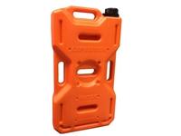 Канистра Экстрим плюс 10 л (оранжевая) (реальный объём 8,5 л)