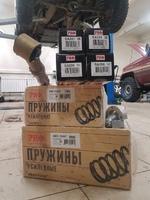 Лифт-комплект РИФ R-AIR ВАЗ Нива 21214М лифт 50 мм +50-100 кг