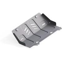 Защита радиатора Mitsubishi L200 2015+ 2.4D, 2.4D H.P., Pajero Sport 2016+ 3.0, 2.4D, Fullback