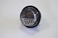 Фонарь передний белый для УАЗ (диод+лампа 12В)