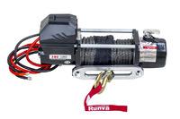 Лебёдка электрическая 12V Magnum 12000 lbs 5443 кг (синтетический трос)
