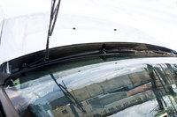 Жабо цельное без скотча 3 мм Renault Duster 2015- (1 рестайлинг)