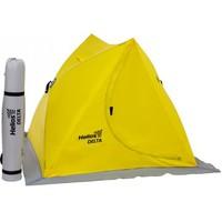 Палатка зимняя двускатная HELIOS DELTA YELLOW, утепленная