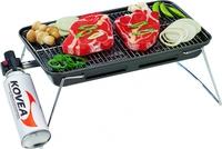 Газовый гриль Kovea Slim Gas Barbecue Grill