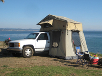 Тент-палатка Telawei 190x250x130 см