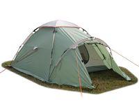 Палатка-автомат туристическая Maverick Comfort (салатовый / светло-серый)