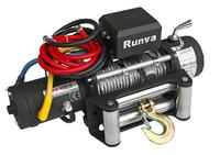 Лебёдка электрическая 12V Runva 9500 lbs 4350 кг Спорт