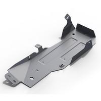 Защита топливного бака Jeep Wrangler JK 2D,V - 3.6, 3.8, АКПП (2007-2017)
