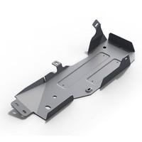 Защита топливного бака Jeep Wrangler JK 2D, V - 3.6, 3.8, АКПП (2007-2017)