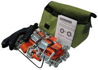 """Комплект браслетов противоскольжения """"4WD"""" R16-R21 (тип 2), для шин 245-305 мм (6шт)"""