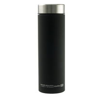 Термос LE BATON, 500 мл, черный/серебро