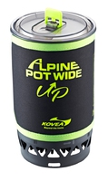 Горелка газовая Kovea Alpine Pot Wide Up 1,5L  KGB-0703WU
