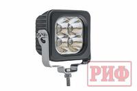 Фара светодиодная рабочего света РИФ 101 мм 40W