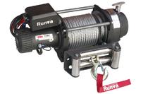 Лебёдка электрическая (индустр.) 12V Runva 17500 lbs 7930 кг (уцененная)