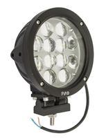 Фара дальнего света РИФ 180 мм 60W LED