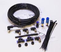 Комплект для вывода сапунов УАЗ ЭКО 2.0 + АКПП