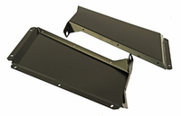 Защита бачка омывателя под бампер РИФ для Toyota Hilux 2005-2014
