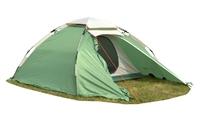 Палатка-автомат туристическая Maverick Mobile premium (светло-зеленый / светло-серый)