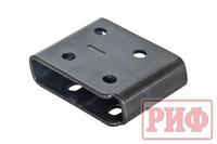 Комплект проставок РИФ для переноса траверсы коробки передач УАЗ Патриот на 38 мм