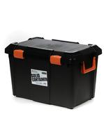 Ящик экспедиционный IRIS RV BOX SOLID CONTAINER 600D чёрный, 45 литров